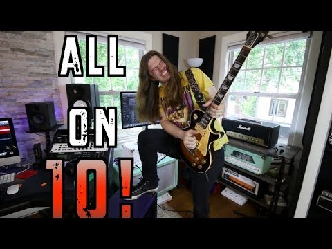 Turning All My Amps On 10!!( Stupid LOUD!)