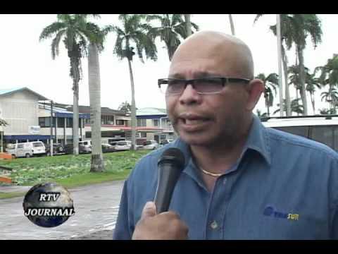 Nieuws donderdag 7 juni 2012 - Curry pleit voor duidelijk ICT- beleid in Suriname.flv