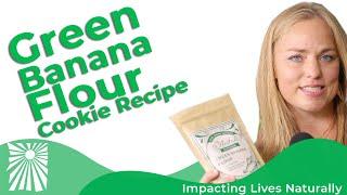 Green Banana Flour Cookie Recipe #UmoyoLife 038
