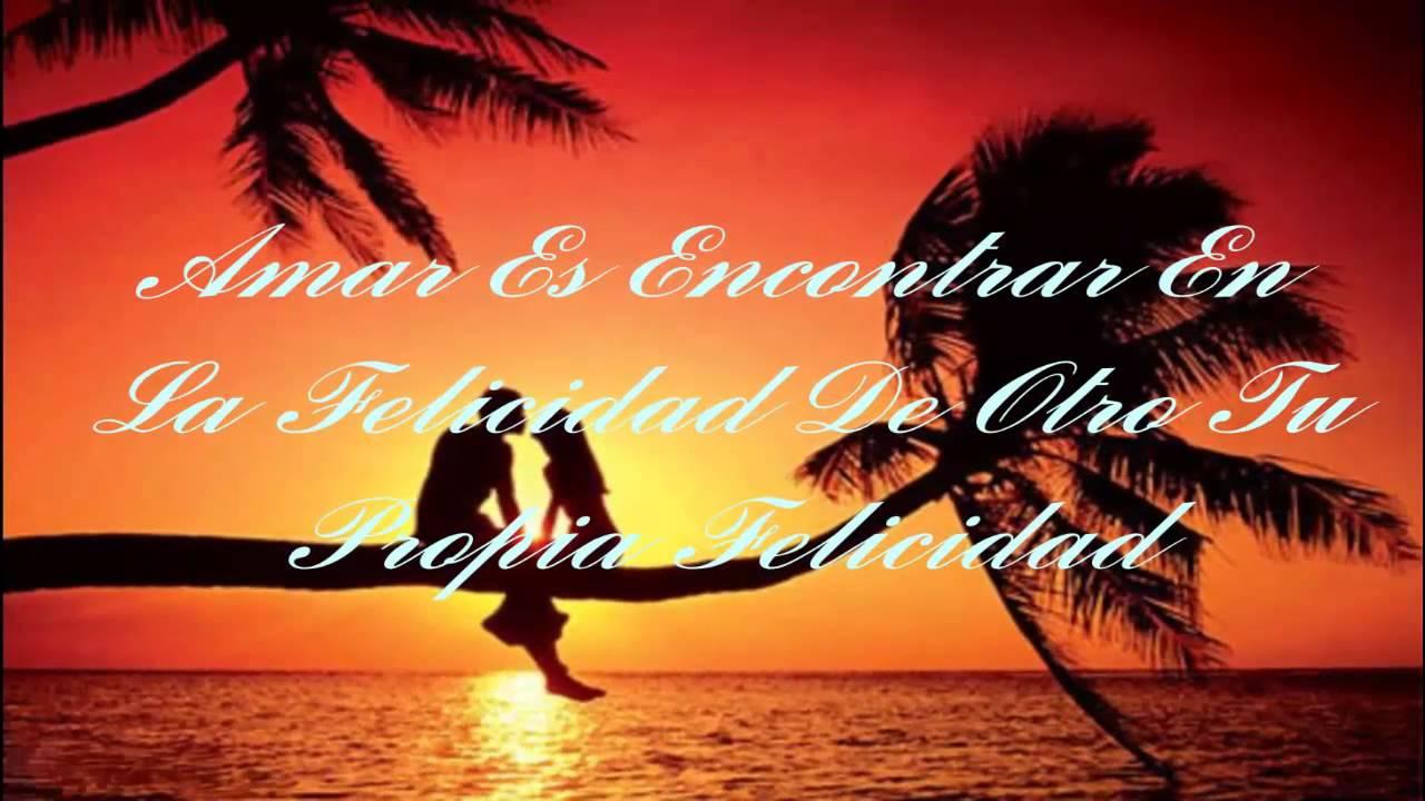 Frases Bonitas De Amor Frases Cortas De Amor