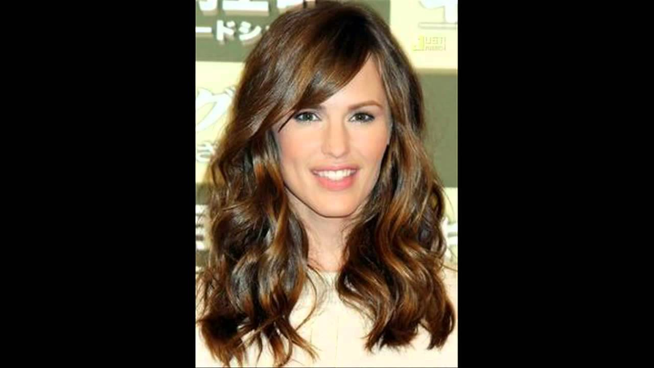 hairstyles for big foreheads ideas - youtube