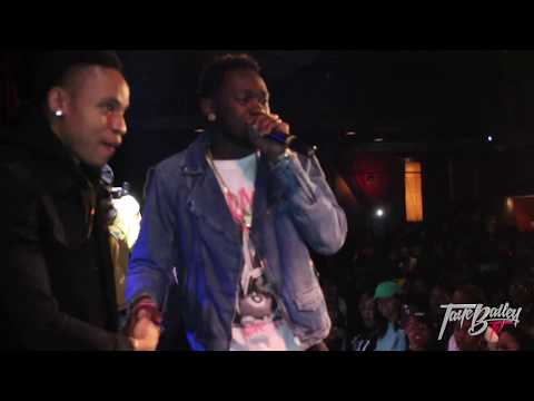 ShantayeBailey.net Covers: Kranium & Rotimi Live At BBKings | TBTV