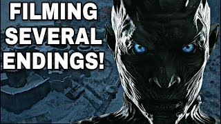 S8 News: Casting New Characters & Filming Endings! - Game of Thrones Season 8