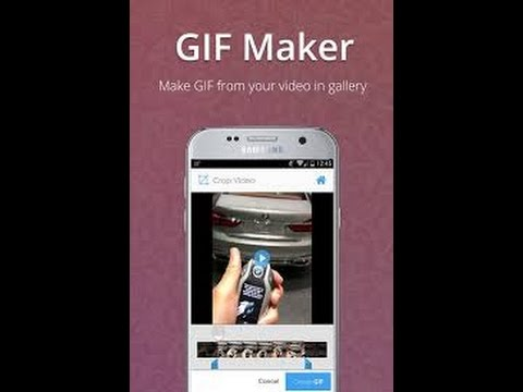 GIF MAKER BEST GIF EDITOR APP FOR ANDROID