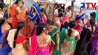 Banjara Young Girls Dance on Teej Festival   3TV BANJARA