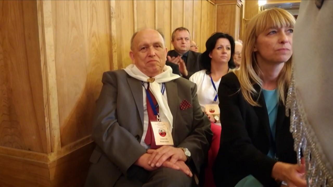 XV Zjazd Absolwentów I LO – część oficjalna.
