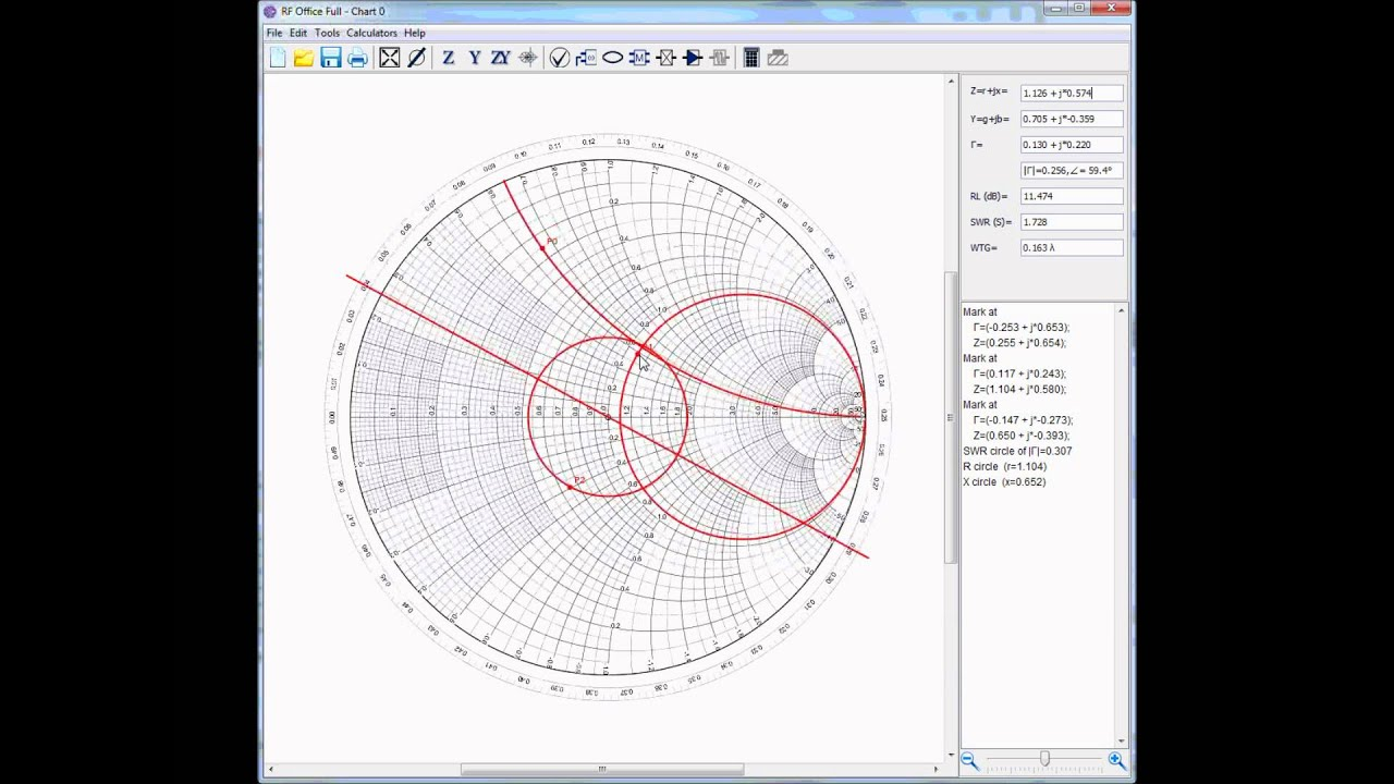 Interactive smith chart tool youtube interactive smith chart tool nvjuhfo Gallery