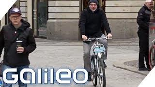Der größte Fahrradverleih Europas | Galileo | ProSieben