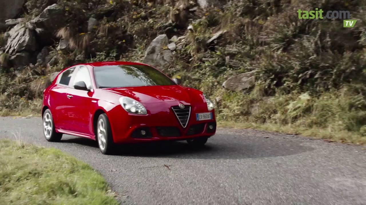 alfa romeo giulietta 2015 test sürüşü - youtube