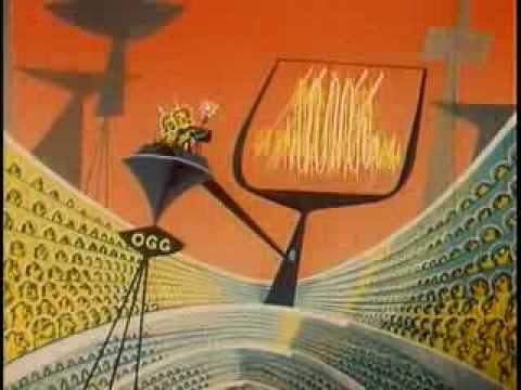Destination Earth (1956) Oil Industry Propaganda ~ American Petroleum Institute