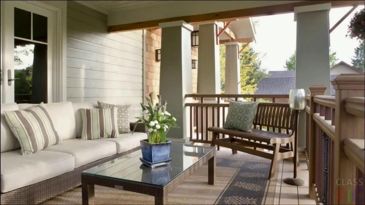 Веранда на даче или в загородном доме (Фото обзор) - YouTube