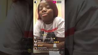 Nba Youngboy baby mama star talks about how life was with Youngboy before he became famous