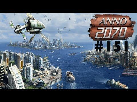 Let's play Anno 2070 #151 (Deutsch) - Endlosspiel  - Die Flinte ins Korn werfen