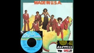 MADE IN USA Never Let You Go Disco Edit Special Mix