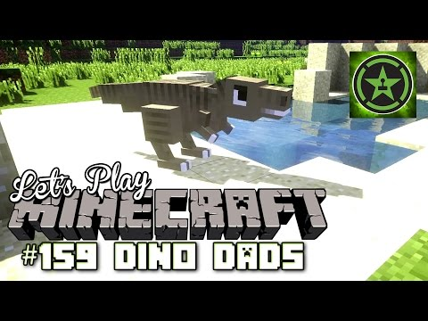 Let's Play Minecraft: Ep. 159 - Dino Dads