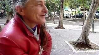 Η Βούλα των Εξαρχείων μιλάει στην Πάολα
