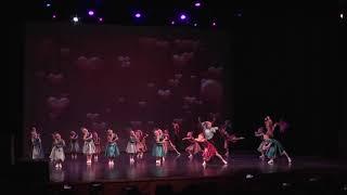 «Печальная статистика» - Эстрадный балет «Апельсин»