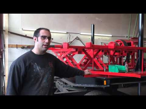 Carters Yard: restoring the Lightning Skid