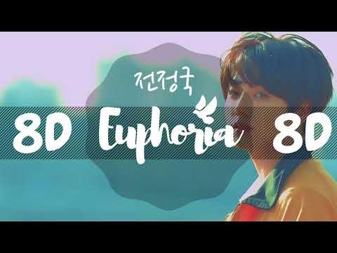 [8D AUDIO] JUNGKOOK BTS  - EUPHORIA  [USE HEADPHONES 🎧] | JUNGKOOK  BTS | 8D