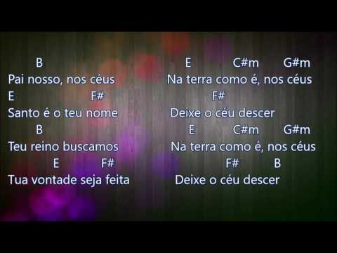 Pai Nosso -  Ministério  Pedras Vivas  ( Cifra e Letra )