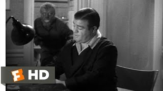 Bud Abbott and Lou Costello Meet Frankenstein (5/11) Movie CLIP - The Wolf Man (1948) HD