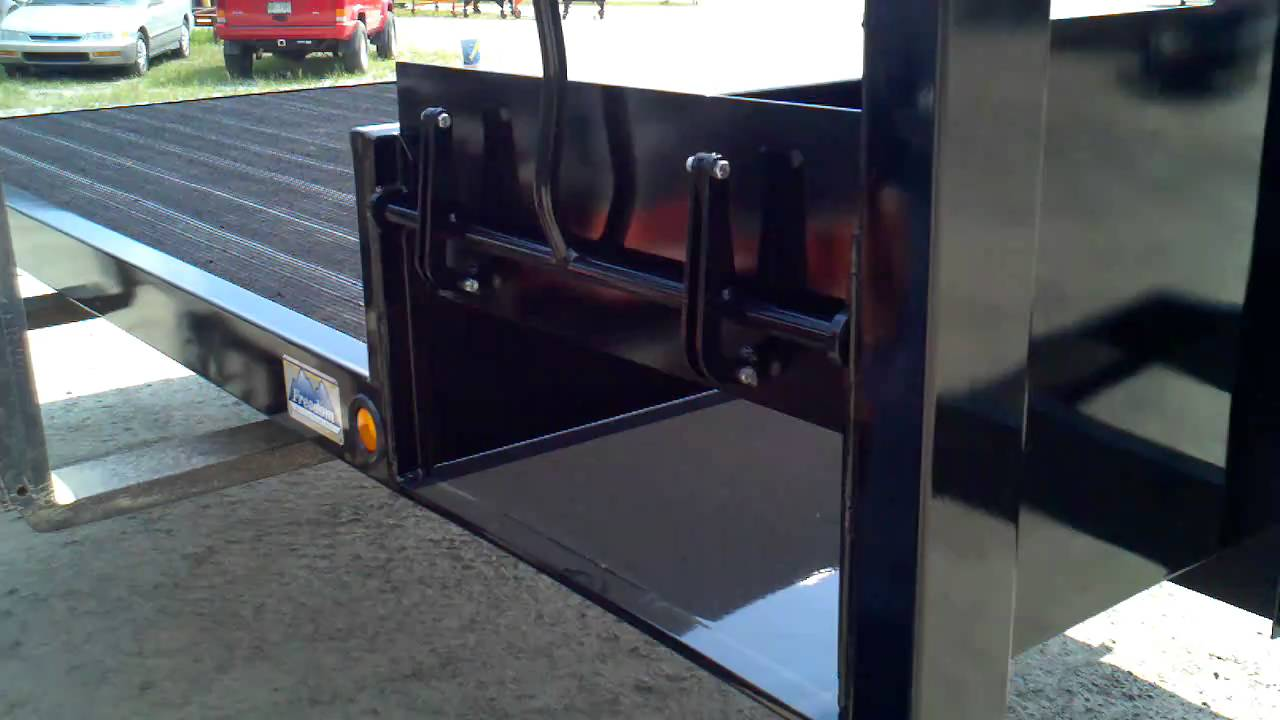 6 Door Truck >> Coal Chute Operation - YouTube