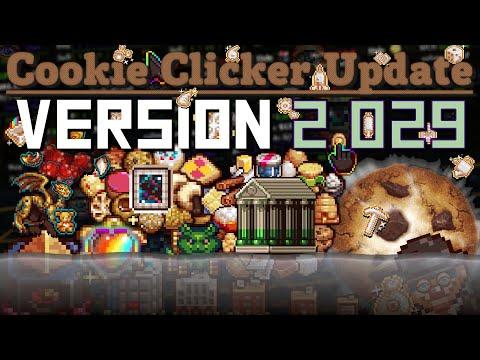 Cookie Clicker: Version