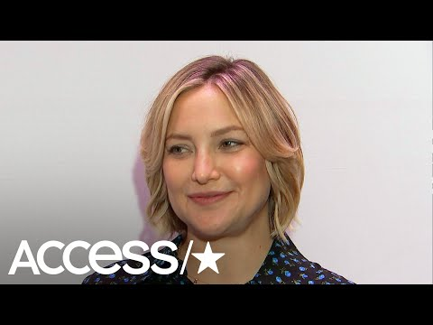 Kate Hudson Reveals How Her Daughter Rani Rose Is So Different Than Her Boys | Access