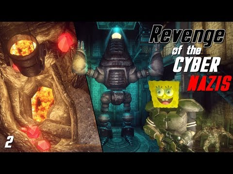 New Vegas Mods: Revenge Of The Cyber Slayers! - Part 2