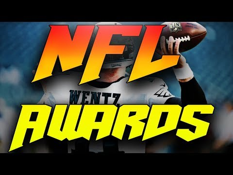 NFL AWARD PREDICTIONS!!!