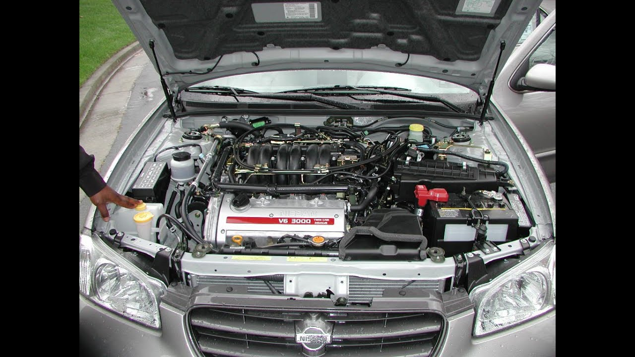 diy how to change spark plugs in a 2000 03 nissan maxima [ 1280 x 720 Pixel ]