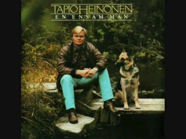Tapio Heinonen - Kuolleet Lehdet ( Les feuilles mortes )