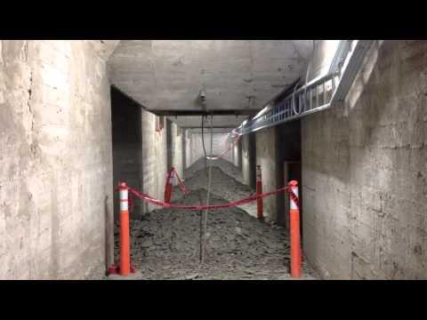 Travaux de nettoyage de silo de ciment