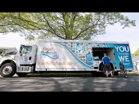 A&E's Food Quest: How To Stay Hydrated With ReadyRefresh By Nestlé