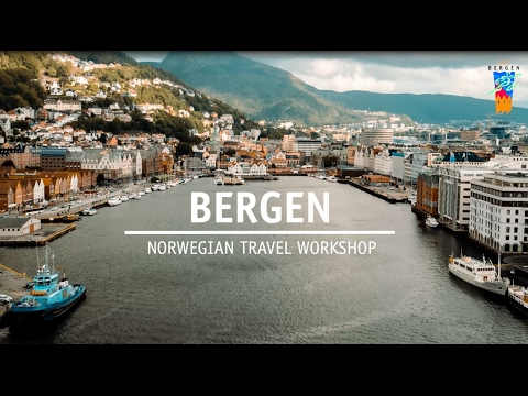 Bergen welcomes Norwegian Travel Workshop 24 - 27 April 2017
