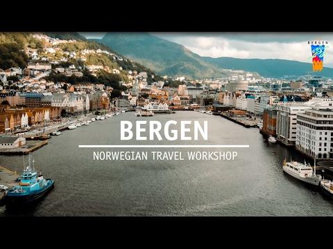 Bergen welcomes Norwegian Travel Workshop 24 - 27 April 2017