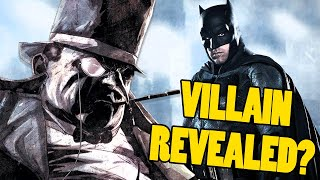 The Batman Movie To Feature The Penguin As Villain?