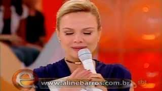 Eliana chora com a canção Ressuscita-me de Aline Barros thumbnail