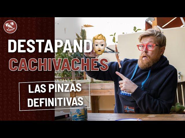 ¡LAS PINZAS DEFINITIVAS! *DESTAPANDO CACHIVACHES*
