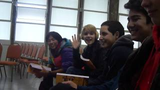 Portuguese Language Classes! Class #1! Part 2 :)