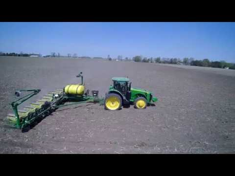 2018 Spring Planting at Sutto Farms