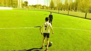 RONALDO CHOP//Финты из FIFA 16//Обучение от FootFeints