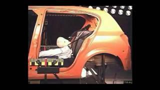 Внимание опасность! Ребенок пристегнут штатным ремнем безопасности автомобиля.(На видео продемонстрировано, как взрослый ребенок пристегнутый штатным автомобильным 3-х точечным ремнем..., 2011-02-17T06:51:25.000Z)