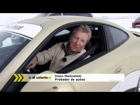 Al límite: Entrenamiento de conducción de Porsche en Mongolia | Al volante