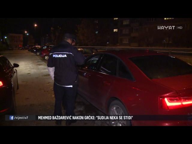 BILI SMO U POLICIJSKOJ PATROLI, EVO KAKO SE VRŠI ZAPLJENA VOZILA (14 11 2016)