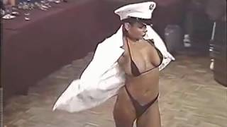 Repeat youtube video Brooke Thompson , Hot Body - Miss Puerto Vallarta - Bikini ,Mini Skirt   Wet T-shirt contest