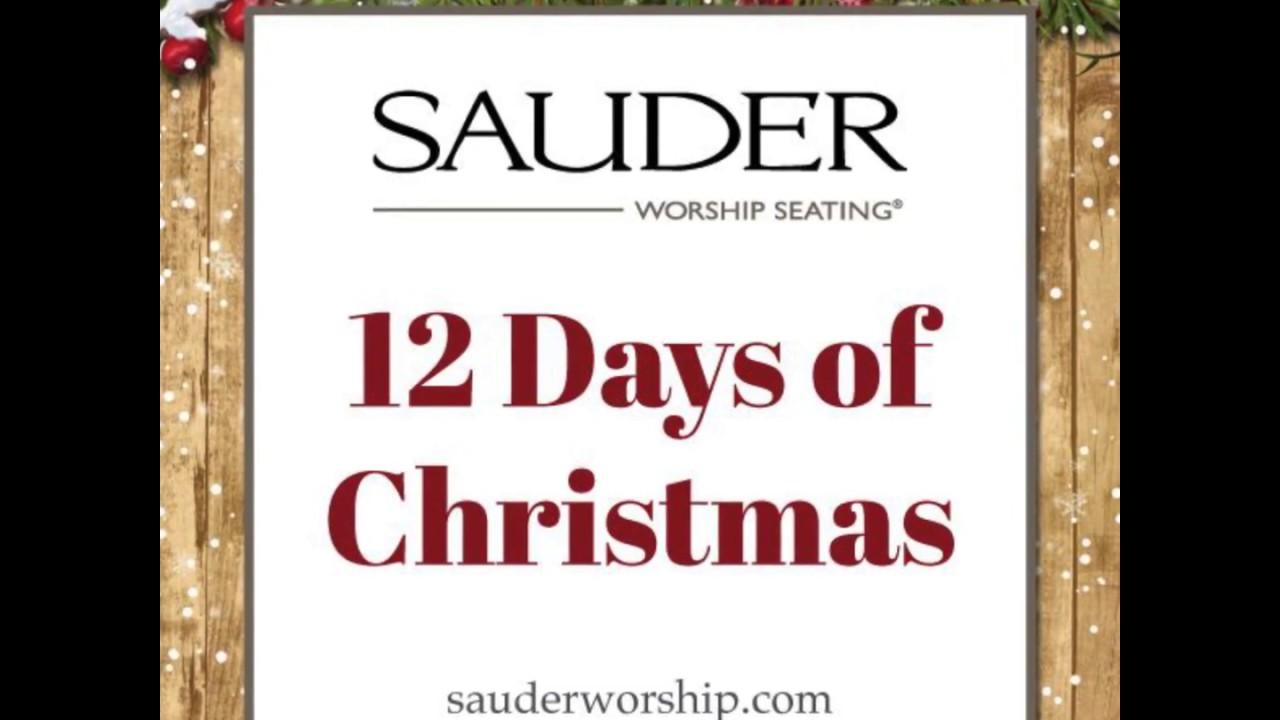 Sauder Worship 12 Days of Christmas