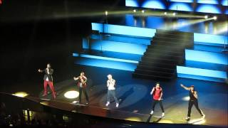 Backstreet Boys Live in Singapore 2015 - In A World Like This