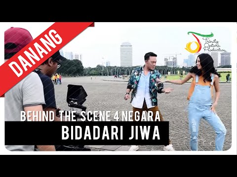 Danang - Bidadari Jiwa | Behind The Scene Empat Negara