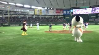 2014.8.29東京ドーム冠スポンサー